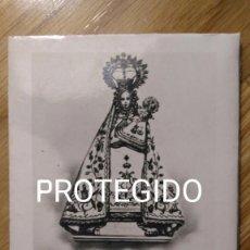 Fotografía antigua: ORENSE. ANTIGUA FOTO SOBRE CARTÓN NTRA SRA DE LOS MILAGROS. Lote 98513331