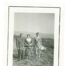 Fotografía antigua: FOTO ORIGINAL GRANADA GENERALIFE - JUNIO DE 1935. Lote 98546463