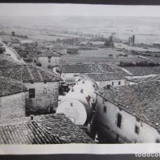 Fotografía antigua: 1968-BERBERANA BURGOS.SANTA MARÍA DE GAROÑA CENTRAL NUCLEAR. FOTO ORIGINAL GRANDE. Lote 98574519