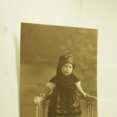 Fotografía antigua: NIÑA TRAJE REGIONAL GALLEGA HABANA EMIGRACION. Lote 98848099