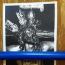 Fotografía antigua: SEVILLA. ANTIGUA FOTO DEL STMO. CRISTO DE LA EXPIRACIÓN DE EL MUSEO.. Lote 99065143