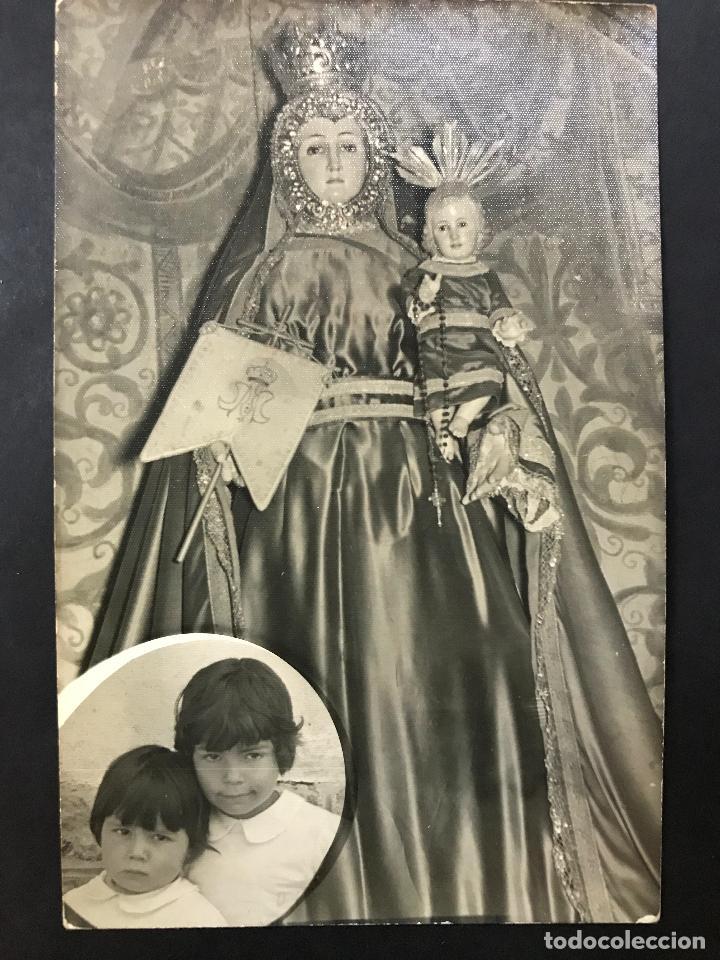 Fotografía antigua: ANTIGUA FOTO VIRGEN DE LA AURORA DE MONTURQUE (CÓRDOBA) - Foto 3 - 99392115