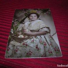 Fotografía antigua: MUY BONITA FOTO POSTAL DE VALENCIANA . Lote 99535003