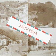Fotografía antigua: 4 MAGNÍFICAS FOTOGRAFÍAS DE ALICANTE DE PRINCIPIOS DEL S. XX. Lote 99837399