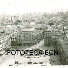 Fotografia antiga: FOTO ORIGINAL VALENCIA PLAZA DE LA REINA AÑOS 60 - 10X7 CM. Lote 100517275