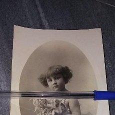 Fotografía antigua: ANTIGUA FOTO FOTOGRAFÍA CON UNA ANTIGÜEDAD DE MÁS DE 100 AÑOS. ALMERÍA PRÍNCIPE 43. Lote 101007015