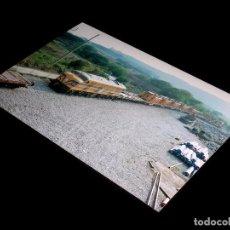 Fotografía antigua: FOTOGRAFÍA ORIGINAL LOCOMOTORA ALCO 1600-2 *VIAS* EX-RENFE, ALTAFULLA 12 JULIO 1995. TAMAÑO 10 X 15.. Lote 101133087