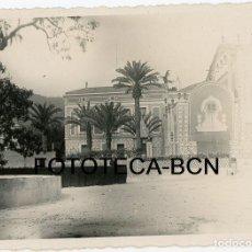 Fotografía antigua: FOTO ORIGINAL TORRE DELS FRARES CASA DE LA CARIDAD BARCELONA HORTA PRINCIPIOS SIGLO XX. Lote 102789187