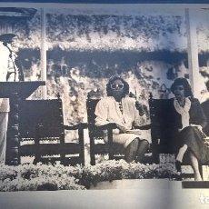 Fotografía antigua: FOTO SS.MM JUAN CARLOS I-PUERTO RICO AÑO 87. Lote 103207603
