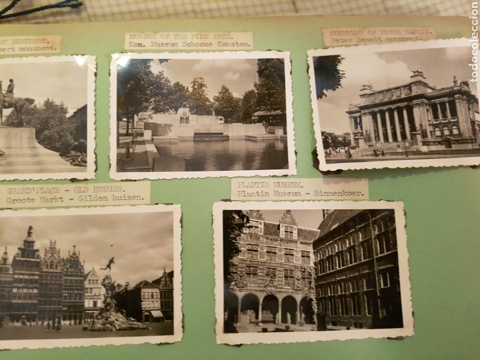 Fotografía antigua: ANTWERP, BÉLGICA, INTERESANTE REPORTAJE FOTOGRAFICO, AÑOS 40, F. DETALLE LUGAR - Foto 4 - 103330422