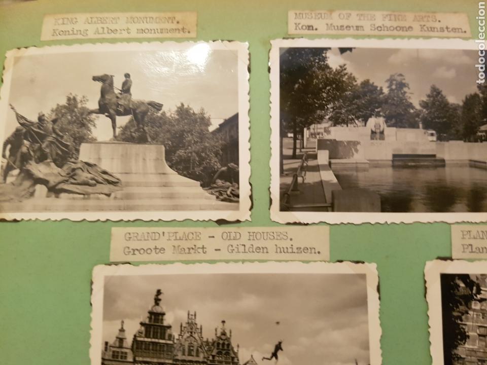 Fotografía antigua: ANTWERP, BÉLGICA, INTERESANTE REPORTAJE FOTOGRAFICO, AÑOS 40, F. DETALLE LUGAR - Foto 5 - 103330422
