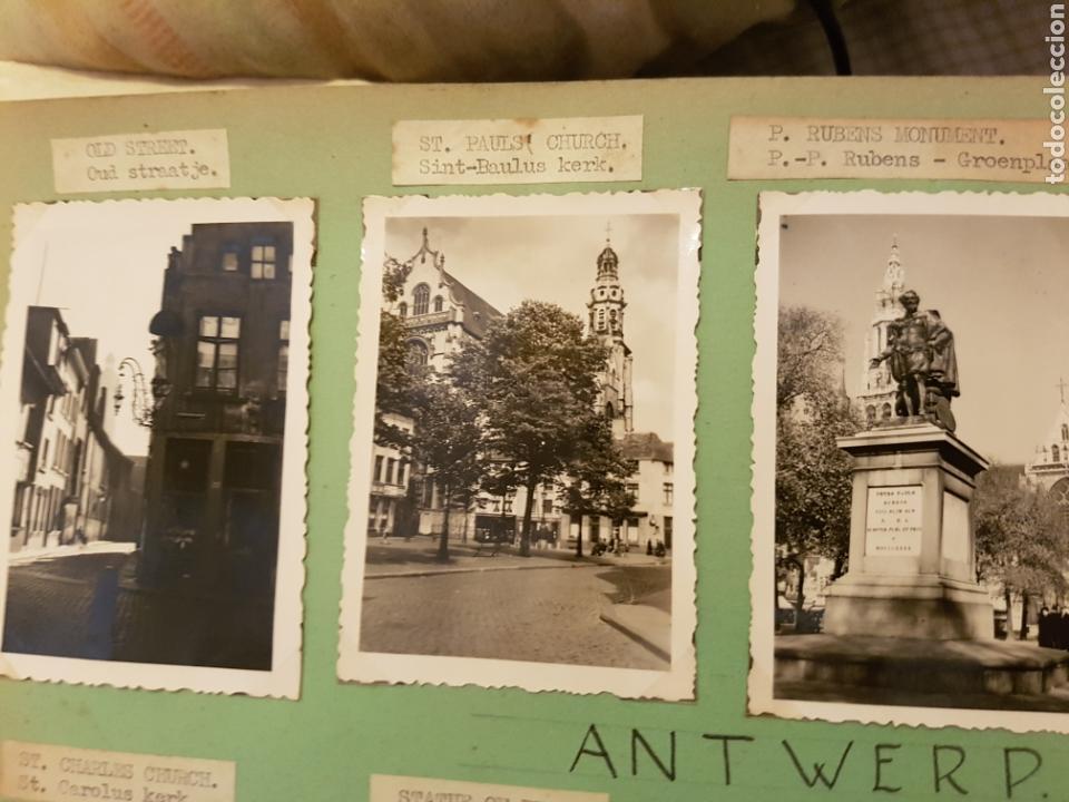Fotografía antigua: ANTWERP, BÉLGICA, INTERESANTE REPORTAJE FOTOGRAFICO, AÑOS 40, F. DETALLE LUGAR - Foto 6 - 103330422