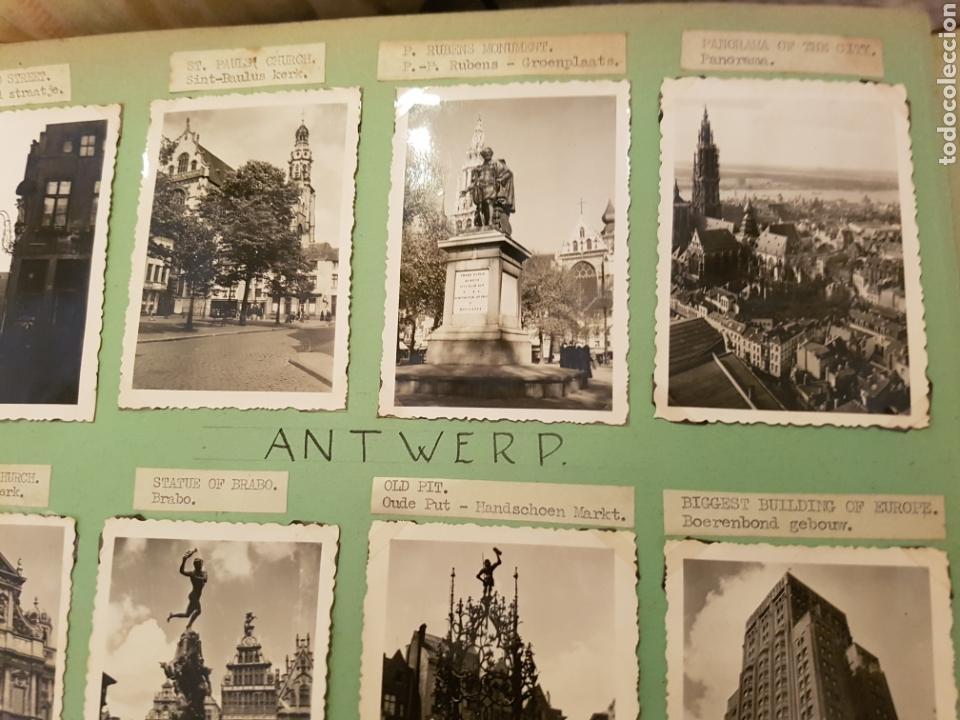 Fotografía antigua: ANTWERP, BÉLGICA, INTERESANTE REPORTAJE FOTOGRAFICO, AÑOS 40, F. DETALLE LUGAR - Foto 7 - 103330422