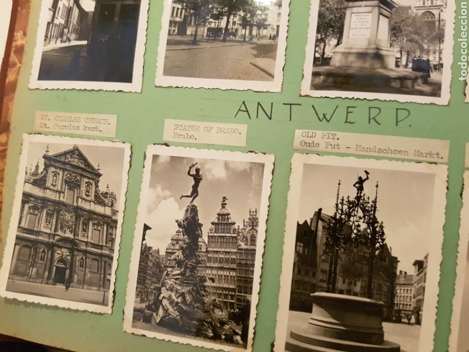 Fotografía antigua: ANTWERP, BÉLGICA, INTERESANTE REPORTAJE FOTOGRAFICO, AÑOS 40, F. DETALLE LUGAR - Foto 8 - 103330422