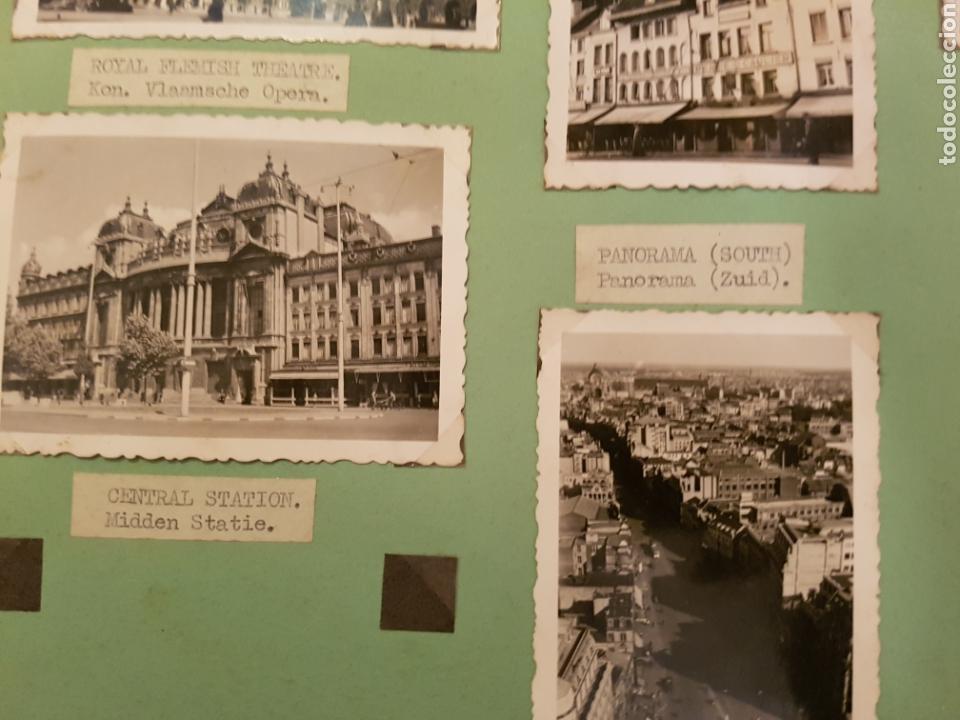 Fotografía antigua: ANTWERP, BÉLGICA, INTERESANTE REPORTAJE FOTOGRAFICO, AÑOS 40, F. DETALLE LUGAR - Foto 9 - 103330422