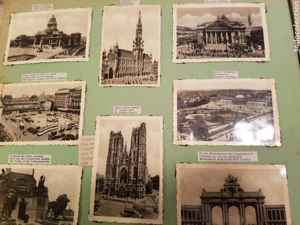 Fotografía antigua: Bruselas INTERESANTE REPORTAJE FOTOGRAFICO, AÑOS 40, . DETALLE LUGAR - Foto 2 - 103331796