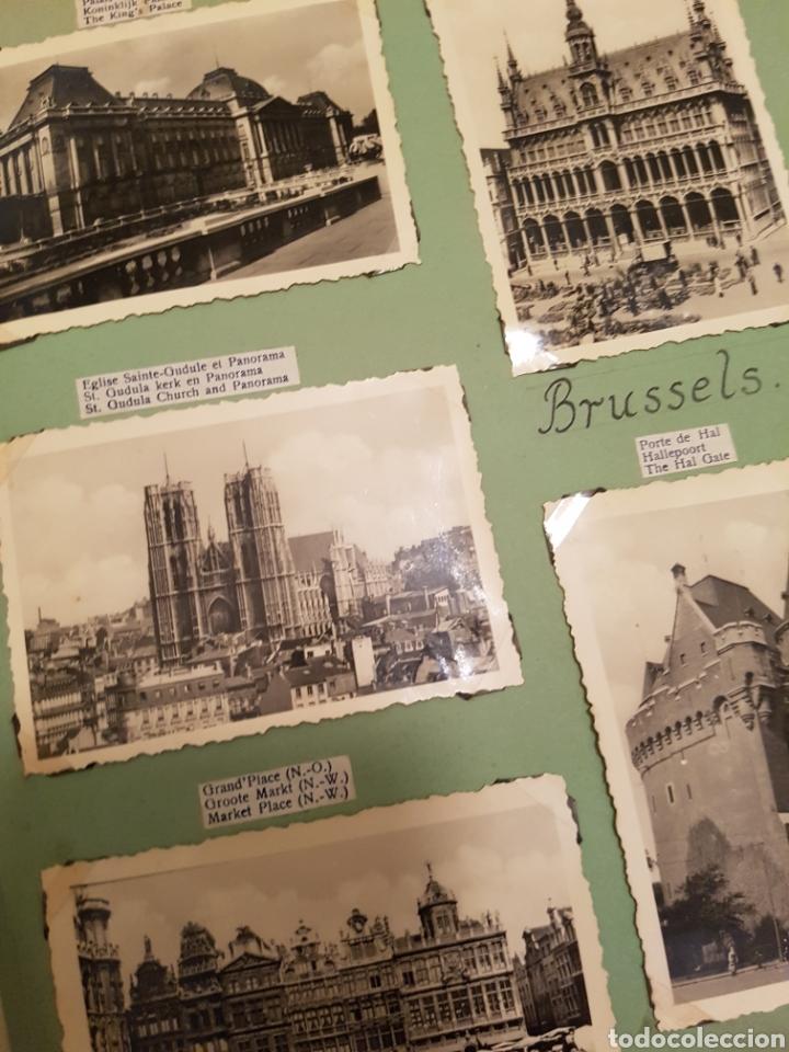 Fotografía antigua: Bruselas INTERESANTE REPORTAJE FOTOGRAFICO, AÑOS 40, . DETALLE LUGAR - Foto 6 - 103331796