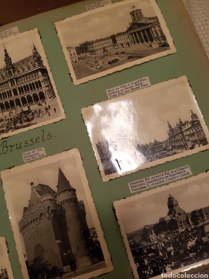 Fotografía antigua: Bruselas INTERESANTE REPORTAJE FOTOGRAFICO, AÑOS 40, . DETALLE LUGAR - Foto 7 - 103331796