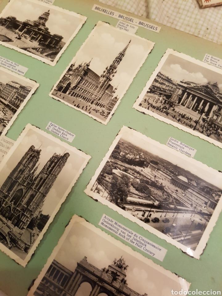 Fotografía antigua: Bruselas INTERESANTE REPORTAJE FOTOGRAFICO, AÑOS 40, . DETALLE LUGAR - Foto 8 - 103331796