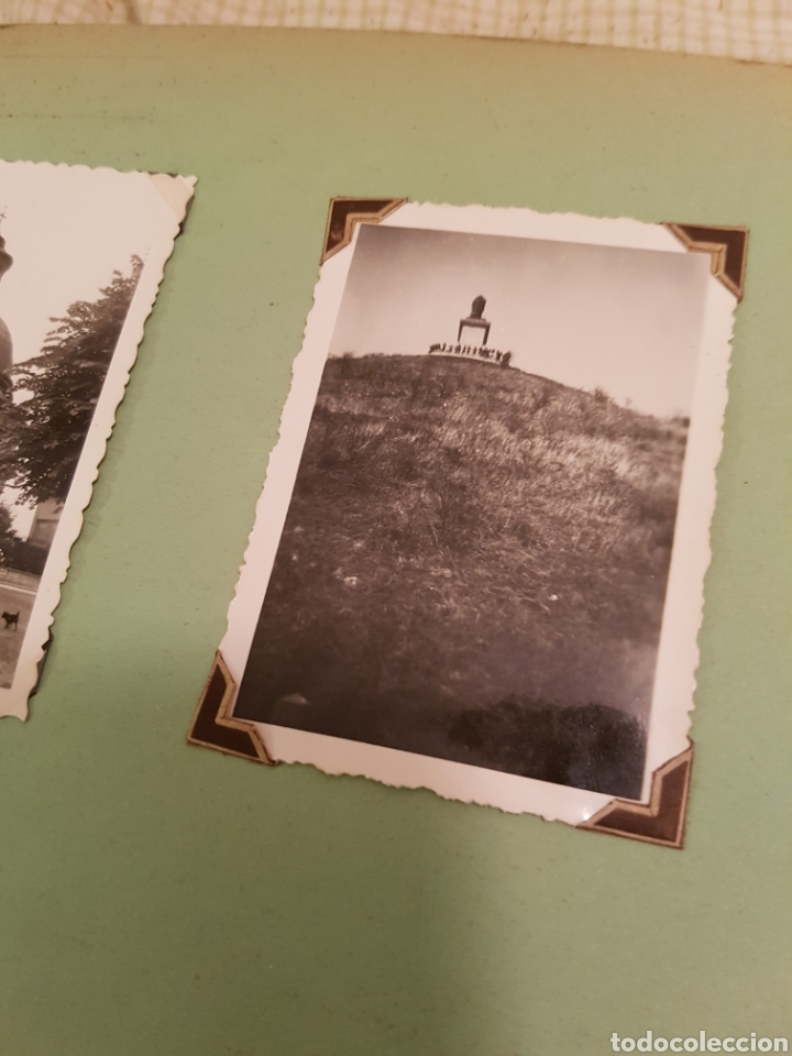 Fotografía antigua: WATERLOO, BELGICA, INTERESANTE REPORTAJE FOTOGRAFICO, AÑOS 40, . DETALLE LUGAR - Foto 4 - 103332816