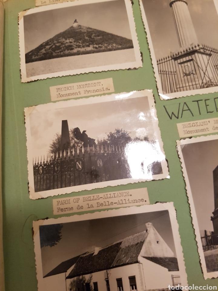 Fotografía antigua: WATERLOO, BELGICA, INTERESANTE REPORTAJE FOTOGRAFICO, AÑOS 40, . DETALLE LUGAR - Foto 5 - 103332816