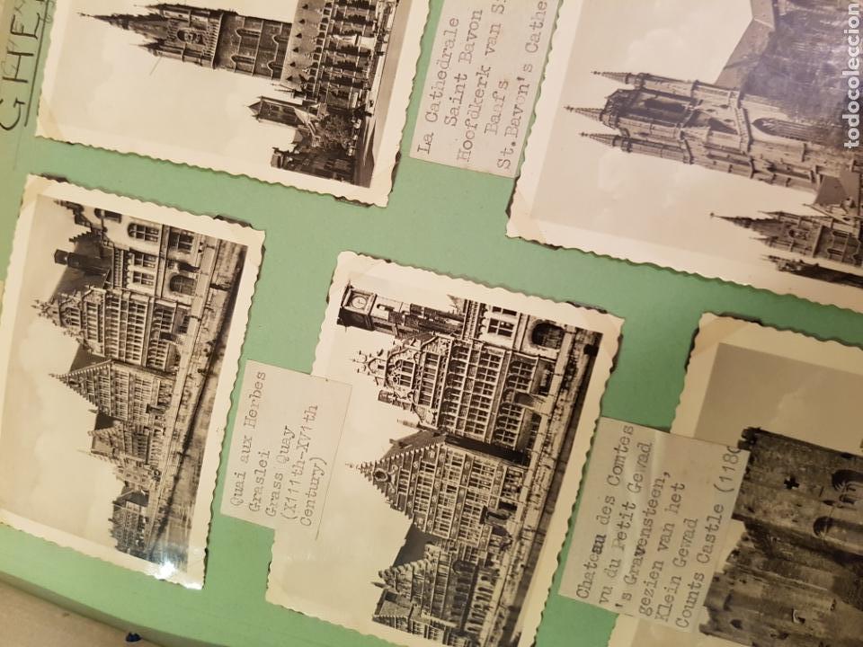 Fotografía antigua: Ghent, BELGICA, INTERESANTE REPORTAJE FOTOGRAFICO, AÑOS 40, . DETALLE LUGAR 12 - Foto 3 - 103340291