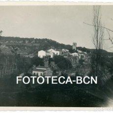 Fotografía antigua: FOTO ORIGINAL SANT QUIRZE DE SAFAJA AÑO 1949. Lote 104275475