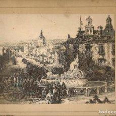 Fotografía antigua: PAISAJES ESPAÑOLES Nº 245623 - 9. MADRID. (B/58). Lote 104283127