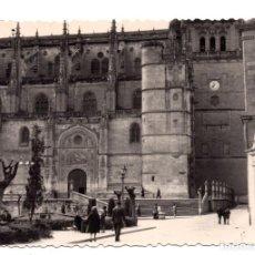 Fotografía antigua: FOTOGRAFÍA - CATEDRAL DE SALAMANCA - 15 - IV - 1965 - 10 X 7 CM. Lote 105110159
