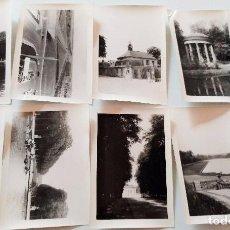 Fotografía antigua: LOTE 10 FOTOGRAFÍAS PARIS ? ANTIGUAS AÑOS 50 O 60? FRANCIA CAMARA VINTAGE. Lote 105608863