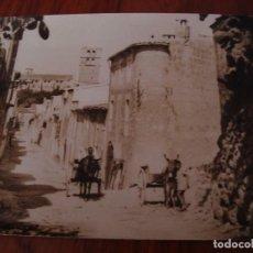 Fotografía antigua: FOTOGRAFÍA ORIGINAL. FELANITX. MALLORCA. AÑOS 40/50. . Lote 107249715