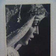 Fotografía antigua: SEMANA SANTA DE SEVILLA : FOTO DE LA MACARENA , DE HARETON. Lote 107595423