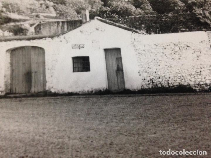 Fotografía antigua: ANTIGUAS FOTOGRAFIAS PLAZA DE TOROS DE CORTEGANA HUELVA - Foto 2 - 108052739