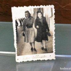 Fotografía antigua: FOTOGRAFÍA (FOTO ALBACETE) MEDIDAS: 8 X 6CM. Lote 108350503