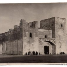 Fotografía antigua: BADAJOZ.- PALACIO DEL DUQUE DE FERIA. FOTO PESINI. Lote 108426551