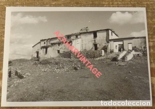 ANTIGUA FOTOGRAFIA, CERRO DE LA PELUCA, MALAGA, 125X90MM (Fotografía Antigua - Fotomecánica)