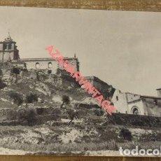Fotografía antigua: ALCALA LA REAL, JAEN, 1963, ABADIA DEL CASTILLO DE LA MOTA, 140X90 MM. Lote 108997079