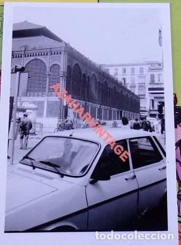 ANTIGUA FOTOGRAFIA,ATARAZANAS, MALAGA, 125X90MM (Fotografía Antigua - Fotomecánica)