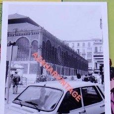 Fotografía antigua: ANTIGUA FOTOGRAFIA,ATARAZANAS, MALAGA, 125X90MM . Lote 109261079