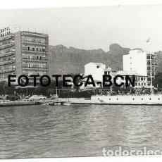 Fotografía antigua: FOTO ORIGINAL POLLENSA HOTEL DAINA MALLORCA BALEARES AÑOS 60. Lote 109311835