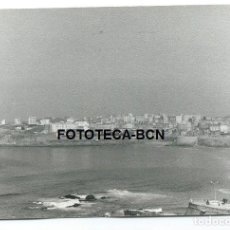 Fotografía antigua: FOTO ORIGINAL A CORUÑA AÑOS 60. Lote 109312299