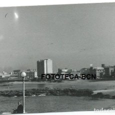 Fotografía antigua: FOTO ORIGINAL A CORUÑA AÑOS 60. Lote 109312403