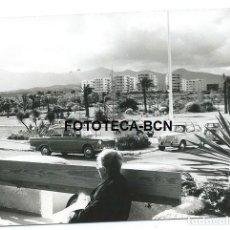 Fotografía antigua: FOTO ORIGINAL ESTEPONA RESIDENCIA DON JAIME BANCO ESPAÑOL DE CREDITO AÑOS 60. Lote 109312835