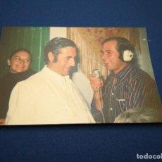 Fotografía antigua: TORERO EL LITRI. ARCHIVO FOTOGRÁFICO J-G (SEVILLA). 15X10 CM. . Lote 109486075