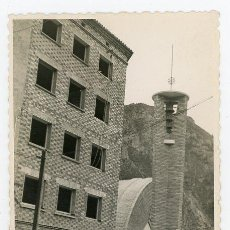 Fotografía antigua: FOTO ORIGINAL PONT DE SUERT IGLESIA LA ASSUNCIO PROVINCIA LLEIDA AÑO 1956. Lote 109780227