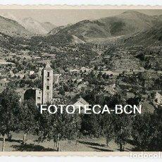 Fotografía antigua: FOTO ORIGINAL ERILL LA VALL VALL DE BOI AÑO 1956. Lote 109819263