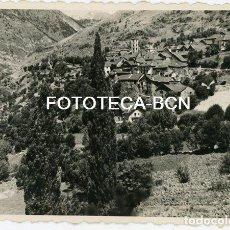 Fotografía antigua: FOTO ORIGINAL BOI VISTA DE LA POBLACION AÑO 1956. Lote 109819547