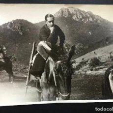 Fotografía antigua: ANTIGUA FOTO DE CAZA - ZONA SIERRA MORENA - AÑOS 20-30. Lote 110018279