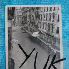 Fotografía antigua: VALENCIA - RIADA 1957 EN LA CALLE RUZAFA - FOTO - FOTOGRAFIA - TAMAÑO 10*7. Lote 110289251