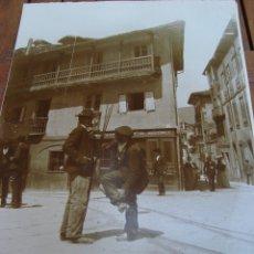 Fotografía antigua: FOTOGRAFÍA ORIGINAL DE ADOLFO LÓPEZ ARMÁN. OVIEDO HACIA 1920.. Lote 56985767